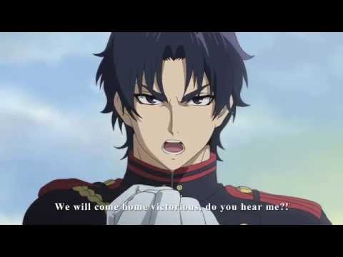 Seraph of the End - Saison 1 - Partie 2