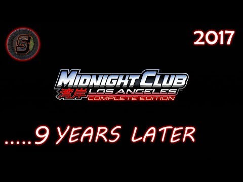 Midnight Club Los Angeles - 9 YEARS LATER! Gameplay + Graphics Xbox 360 Midnight Club LA Gameplay