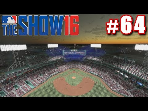 CLINCHING THE DIVISION AGAINST NEW YORK!   MLB The Show 16   Road to the Show #64