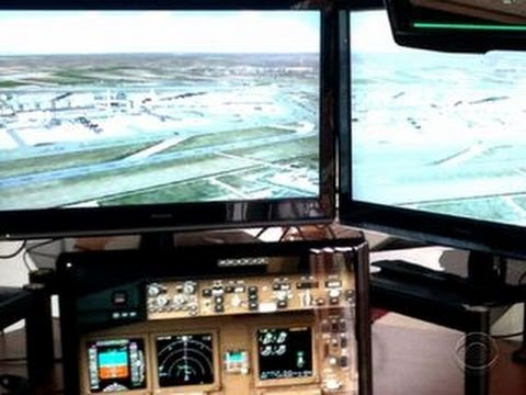 FBI examining data from Malaysia Airlines pilot's flight simulator