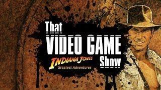 Indiana Jones Greatest Adventures   SNES   That Video Game Show