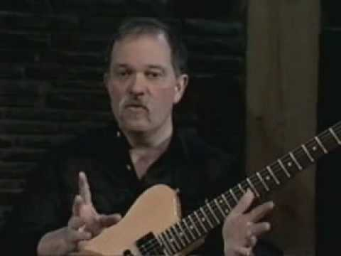 John Abercrombie - Jazz Guitar Improvisation 2