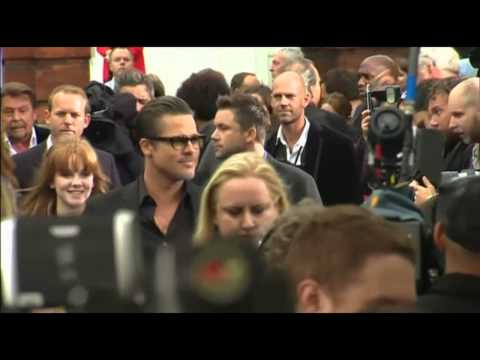 Entertainment City: Brad Pitt & Angelina Jolie to meet Pope Francis