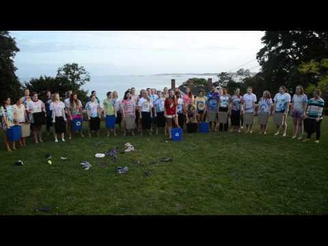 Landmark School Williston House Ice Bucket Challenge