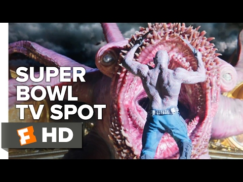 Guardians of the Galaxy Vol. 2 Extended Superbowl TV Spot (2017) | Movieclips Trailers