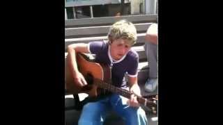 Watch Niall Horan Baby video