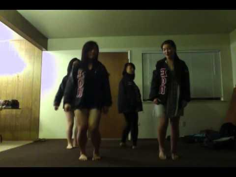 W2k13 Alpha Mu Class Dance