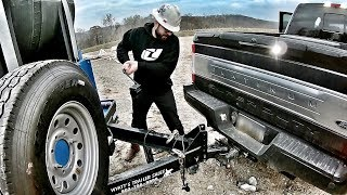 A DAY IN THE LIFE OIL FIELD HOTSHOT - POWERSTROKE PLATINUM