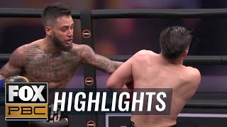 Austin Dulay dominates Jose Luis Gallegos in unanimous-decision win | HIGHLIGHTS | PBC ON FOX