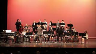 C Jam Blues by ACHS Jazz 3