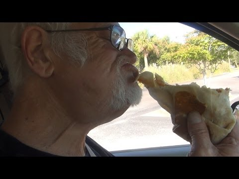 Angry Grandpa HATES Taco Bell Breakfast!