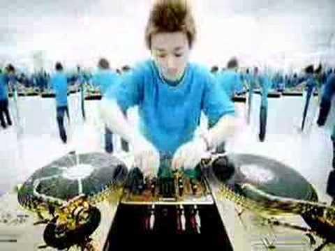天才DJ。