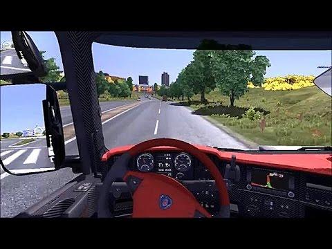 Harta României ETS2 : Cluj-Napoca - Arad   (Euro Truck Simulator 2)