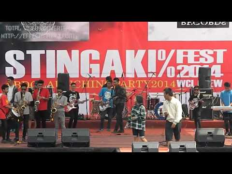 STINGAKFEST Reregean - morning jah Cover Thebrayska