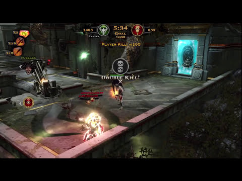 God of War: Ascension - Multiplayer FFA Win (Sword of Ares)