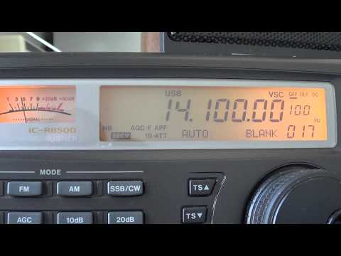 Introduction to the 20 meters amateur radio band