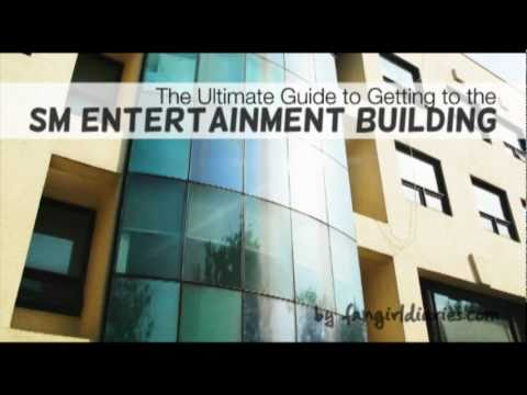 The Ultimate Street Guide: How to get to the SM Entertainment Building in Seoul