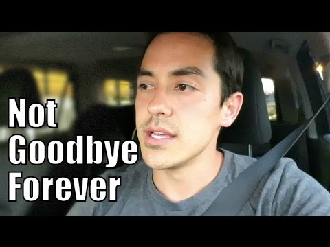 This is Not Goodbye Forever - July 30, 2015 -  ItsJudysLife Vlogs