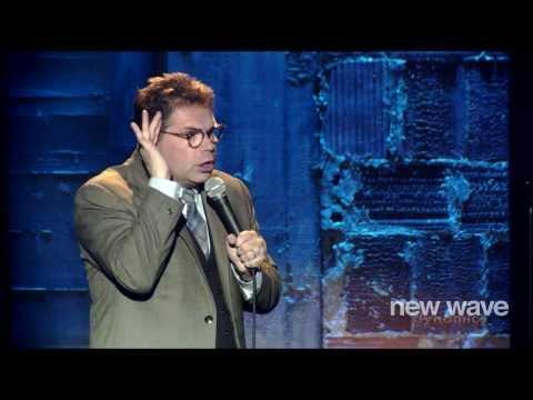 Dana Gould - Stephen Hawking (Stand Up Comedy)
