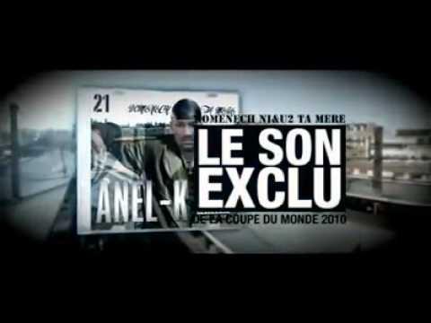 Anelka music vidéo