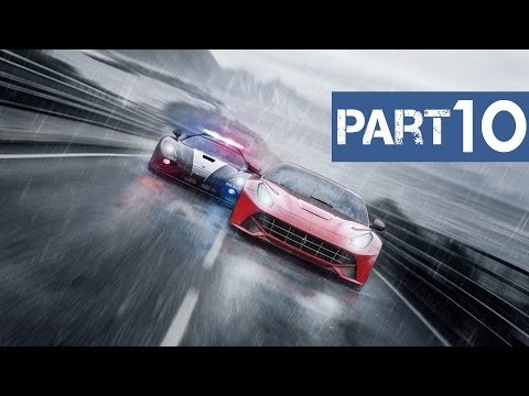 Need for Speed Rivals Gameplay Walkthrough Part 10 - Let's Play (Xbox 360/PS3/PC)