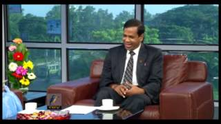 Interview of Prof  Dr  A A Mamun on Massranga TV Part 1