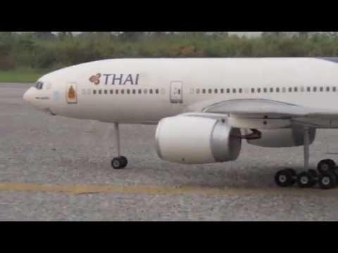 การบินไทย รักคุณเท่าฟ้า Scale RC