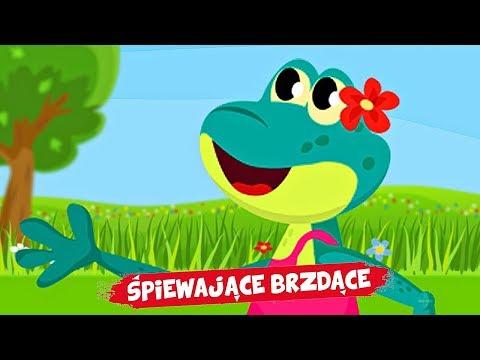 Śpiewające Brzdące - Żabie Kroki - Piosenki Dla Dzieci