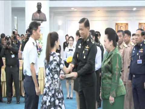 ผู้ช่วยฑูตทหาร เข้าแนะนำตัวเนื่องในโอกาสที่ผู้บัญชาการทหารสูงสุดเข้ารับตำแหน่งใหม่