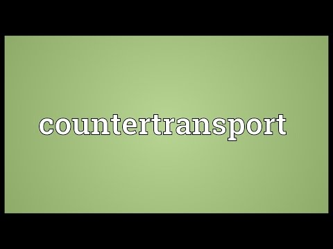 Header of Countertransport