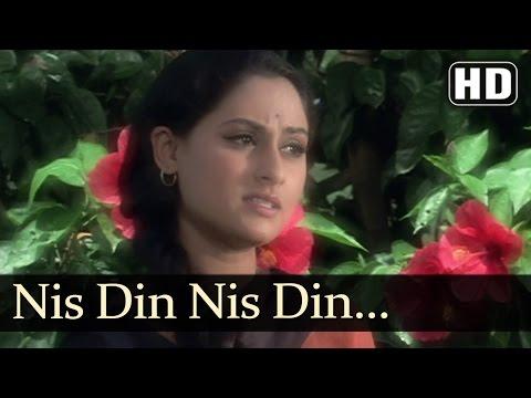 Nis Din Nis Din - Jaya Bhaduri - Annadaata - Lata Mangeshkar...