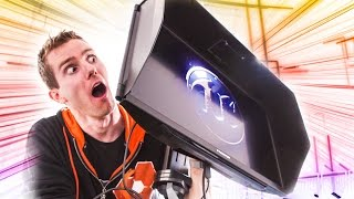 Is Acer INSANE?! - $2,000 Gaming Monitor