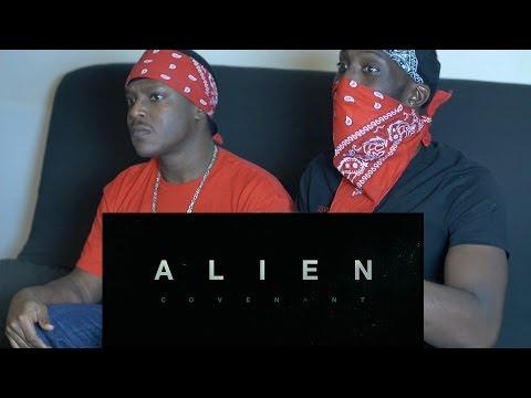 Alien: Covenant Official Trailer Reaction
