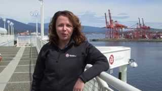PortTV People of the Port – Behind the Scenes with Assistant Harbour Master Natalie Anderson