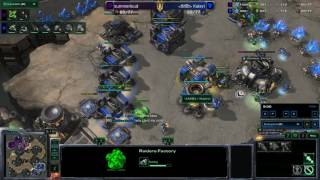 Starcraft 2: HeptaCraft (Replay Cast) - Infested v Raiders