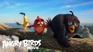 The Angry Birds Movie - Clip: Mighty Eagle Noises