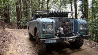 Classics Revealed: The Crazy Cool 1970 Land Rover Series 2A Tested & Reviewed