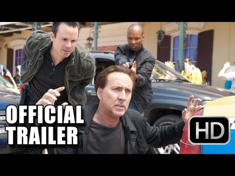 Stolen Official Trailer (2012) - Nicolas Cage