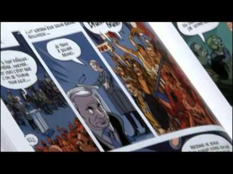 Politik in Frankreichs Comics - BD et politique