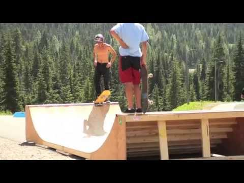 Rayne Presents: Whistler Longboard Festival Skate x Shoot