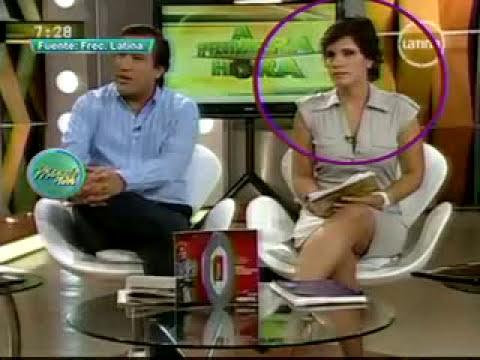Claudia Cisneros renuncia a Frecuencia Latina 17/03/2011