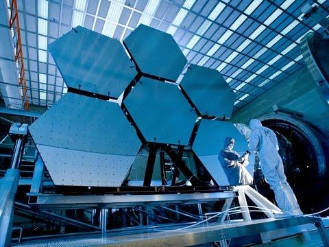 Beryllium's Role in the James Webb Space Telescope I Everything Matters I Exploratorium