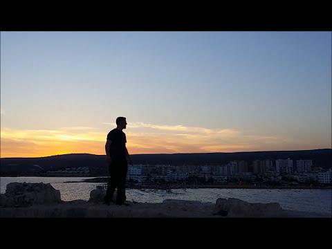 قلعة في جزيرة البنت - تركيا - مرسين kizkulesi - mersin - HD