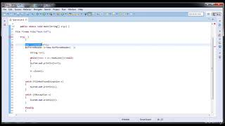 Java SE Basic - Try with resources