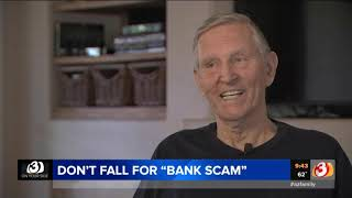 New phishing scam targets bank accounts