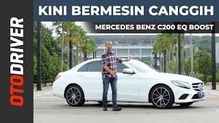 Mercedes Benz C 200 EQ Boost 2019 Review Indonesia | OtoDriver