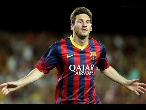 Barcelona vs Levante (7-0) All Goals & Highlights 18.08.2013  Barcelona  7x0  Levante
