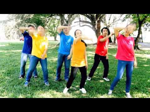 I'll Follow Jesus - Dance video