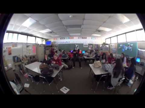 Barstow High School Harlem Shake (buy your yearbooks) video