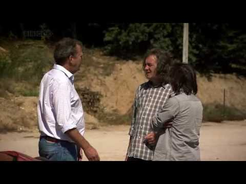 Top Gear find the legendary Dacia Sandero in Romania